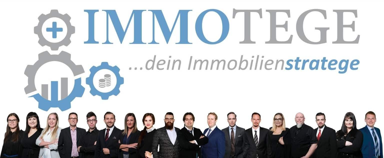 Immotege GmbH Immobilienfinanzierung Immobilieninvestoren Philipp Scharpf Team